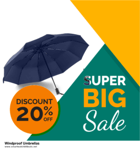 10 Best Black Friday 2020 and Cyber Monday  Windproof Umbrellas Deals | 40% OFF