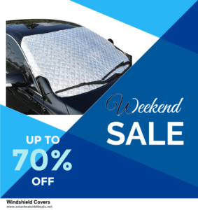 List of 6 Windshield Covers Black Friday 2020 and Cyber MondayDeals [Extra 50% Discount]