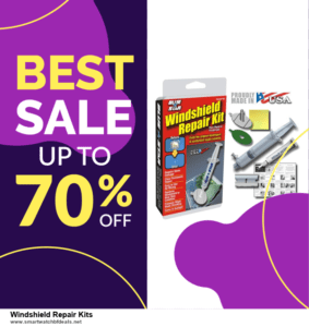 9 Best Windshield Repair Kits Black Friday 2020 and Cyber Monday Deals Sales