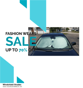 13 Exclusive Black Friday and Cyber Monday Windshield Shades Deals 2020