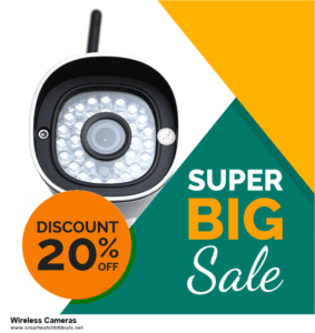 Top 11 Black Friday and Cyber Monday Wireless Cameras 2020 Deals Massive Discount