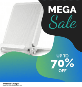 Top 10 Wireless Charger Black Friday 2020 and Cyber Monday Deals