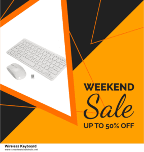 7 Best Wireless Keyboard Black Friday 2020 and Cyber Monday Deals [Up to 30% Discount]