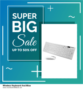 5 Best Wireless Keyboard And Mice Black Friday 2020 and Cyber Monday Deals & Sales