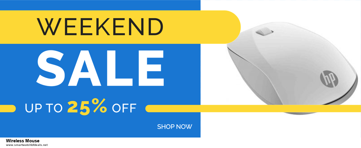 9 Best Wireless Mouse Black Friday 2020 and Cyber Monday Deals Sales