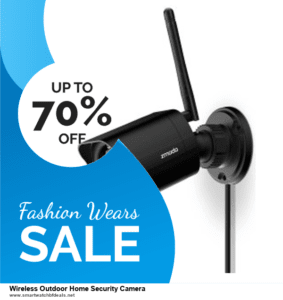 Top 10 Wireless Outdoor Home Security Camera Black Friday 2020 and Cyber Monday Deals