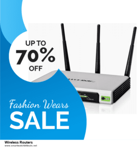 9 Best Black Friday and Cyber Monday Wireless Routers Deals 2020 [Up to 40% OFF]