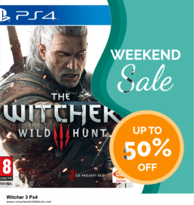 13 Exclusive Black Friday and Cyber Monday Witcher 3 Ps4 Deals 2020