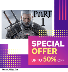 List of 6 Witcher 3 Xbox One Black Friday 2020 and Cyber MondayDeals [Extra 50% Discount]