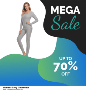 9 Best Black Friday and Cyber Monday Womens Long Underwear Deals 2020 [Up to 40% OFF]