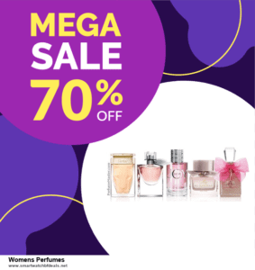 10 Best Womens Perfumes Black Friday 2020 and Cyber Monday Deals Discount Coupons