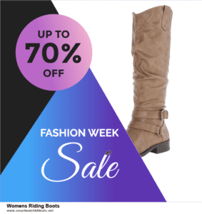 6 Best Womens Riding Boots Black Friday 2020 and Cyber Monday Deals | Huge Discount