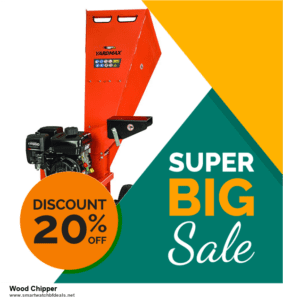 List of 10 Best Black Friday and Cyber Monday Wood Chipper Deals 2020