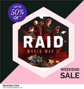 Grab 10 Best Black Friday and Cyber Monday World War 2 Ps4 Deals & Sales