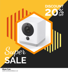 13 Best Black Friday and Cyber Monday 2020 Wyze Cam Deals [Up to 50% OFF]