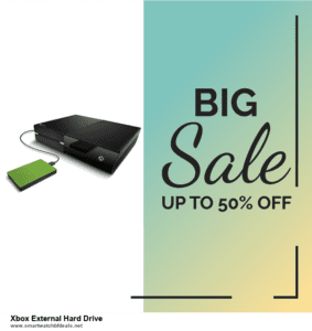 13 Exclusive Black Friday and Cyber Monday Xbox External Hard Drive Deals 2020