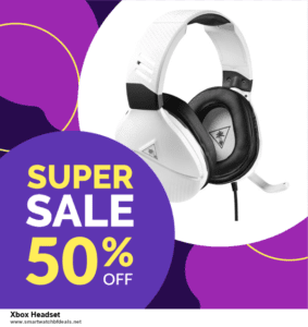 13 Best Black Friday and Cyber Monday 2020 Xbox Headset Deals [Up to 50% OFF]