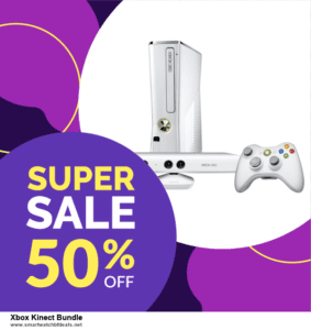 9 Best Black Friday and Cyber Monday Xbox Kinect Bundle Deals 2020 [Up to 40% OFF]