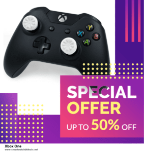 Top 11 Black Friday and Cyber Monday Xbox One 2020 Deals Massive Discount