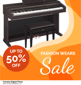 Top 5 Black Friday 2020 and Cyber Monday Yamaha Digital Piano Deals [Grab Now]