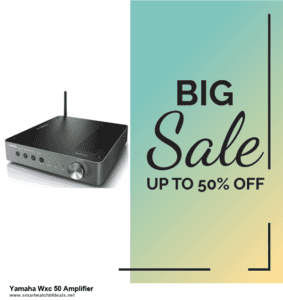 13 Best Black Friday and Cyber Monday 2020 Yamaha Wxc 50 Amplifier Deals [Up to 50% OFF]