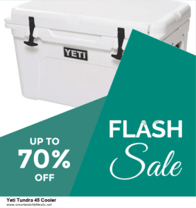 13 Best Black Friday and Cyber Monday 2020 Yeti Tundra 45 Cooler Deals [Up to 50% OFF]