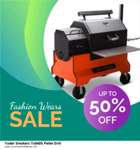 13 Best Black Friday and Cyber Monday 2020 Yoder Smokers Ys640S Pellet Grill Deals [Up to 50% OFF]