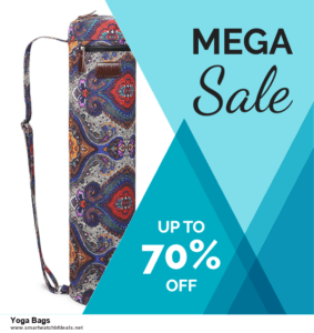 9 Best Yoga Bags Black Friday 2020 and Cyber Monday Deals Sales