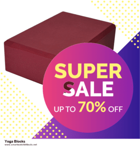 5 Best Yoga Blocks Black Friday 2020 and Cyber Monday Deals & Sales