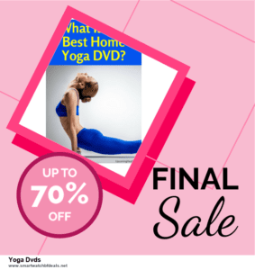 Top 5 Black Friday 2020 and Cyber Monday Yoga Dvds Deals [Grab Now]