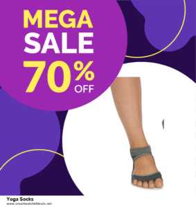 13 Best Black Friday and Cyber Monday 2020 Yoga Socks Deals [Up to 50% OFF]