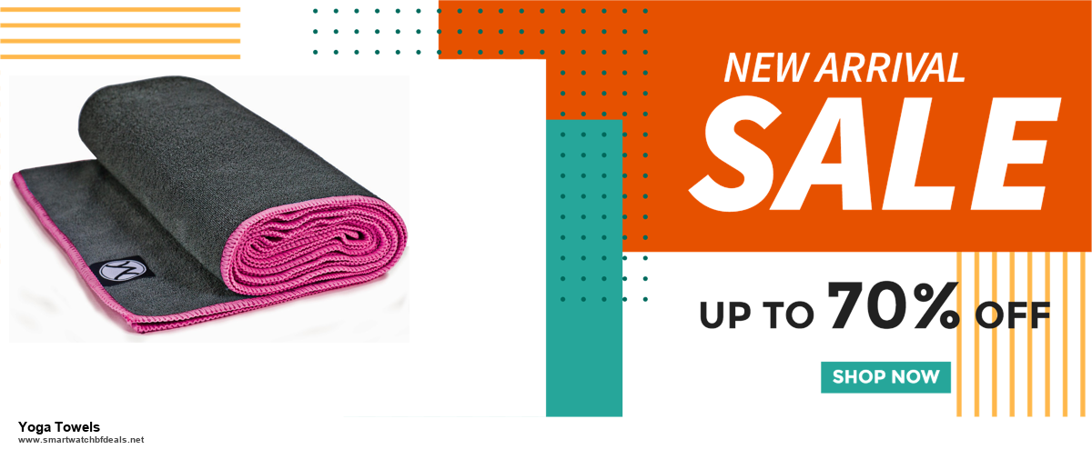 6 Best Yoga Towels Black Friday 2020 and Cyber Monday Deals | Huge Discount