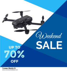 13 Best Black Friday and Cyber Monday 2020 Yuneec Mantis Q Deals [Up to 50% OFF]