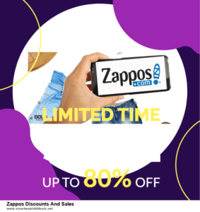 Top 5 Black Friday and Cyber Monday Zappos Discounts And Sales Deals 2020 Buy Now