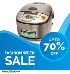 Grab 10 Best Black Friday and Cyber Monday Zojirushi Rice Cooker Deals & Sales